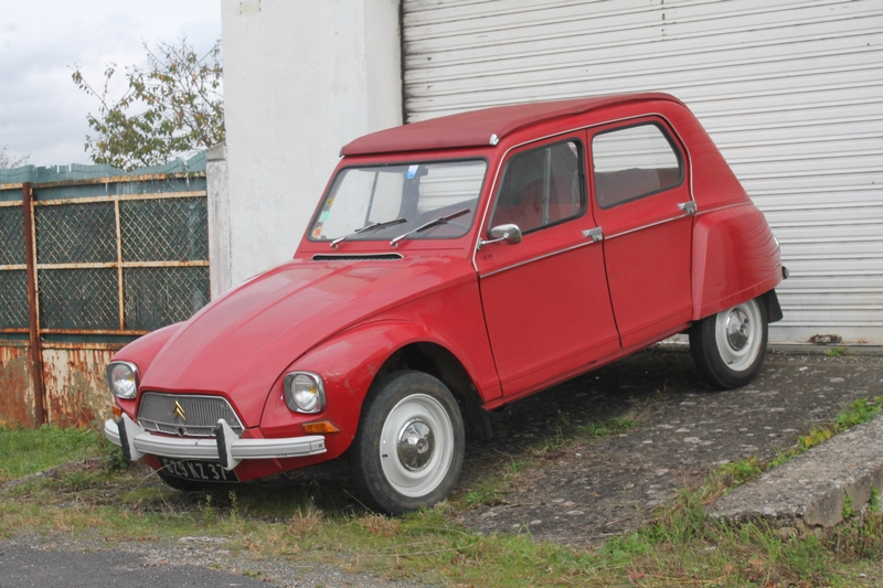 Forum du citro n dyane club de france octobre 1967 for Garage ford vienne