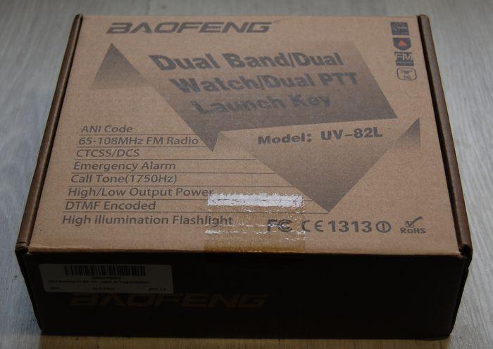 (Vendu) Baofeng UV82L UHF VHF 1554632368
