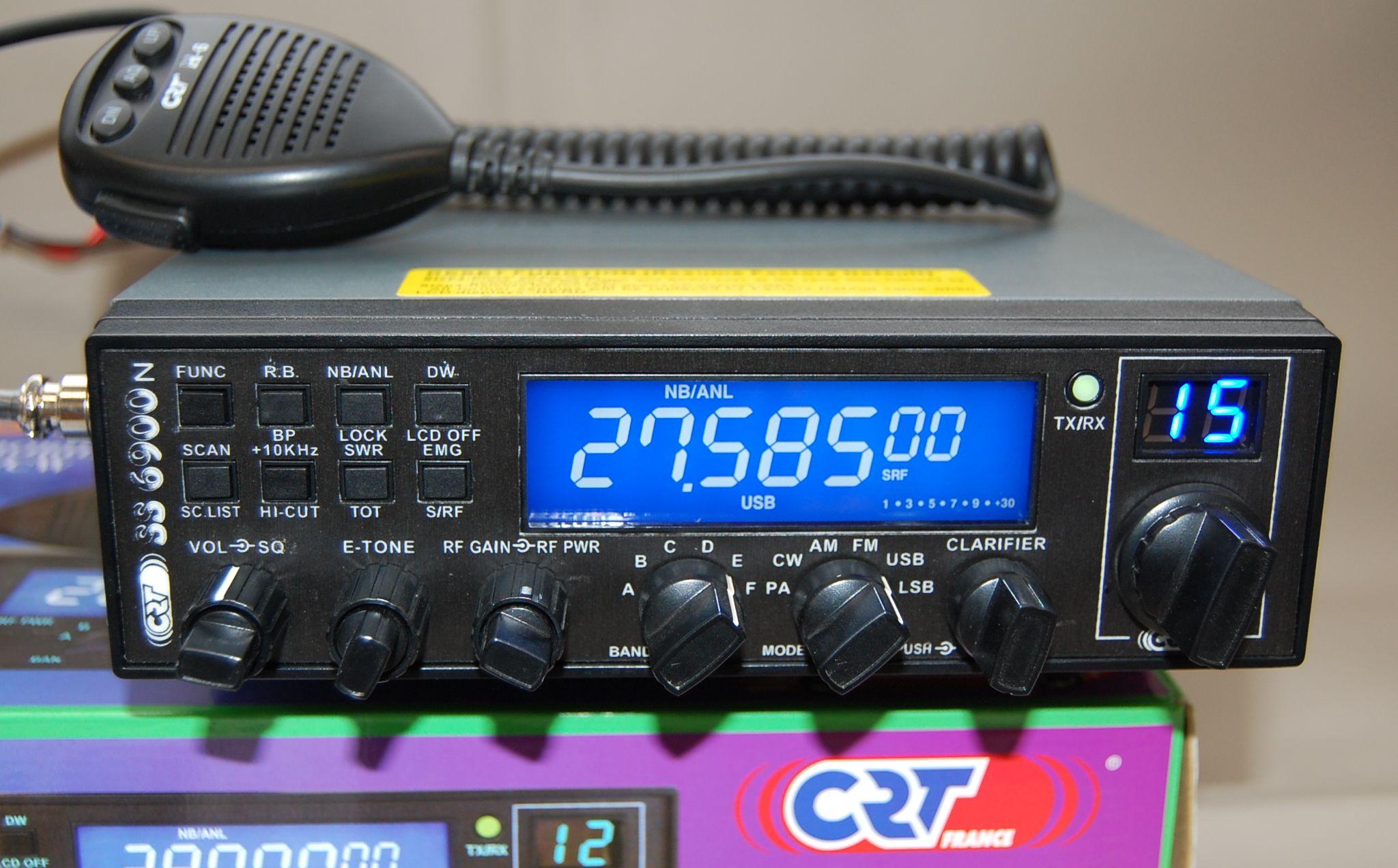 [RESOLU] Recherche poste AM/FM/BLU 120 ou 240 canaux 1566082012